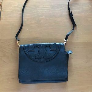 Black Tory Burch Crossbody Bag